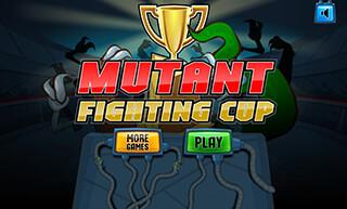 Mutant Fighting Cup: RPG Game скриншот 1