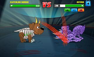 Mutant Fighting Cup: RPG Game скриншот 3