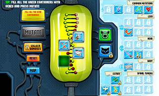 Mutant Fighting Cup: RPG Game скриншот 4