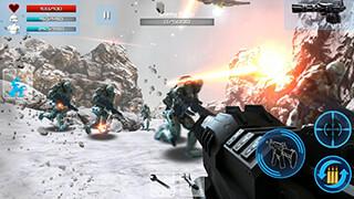 Enemy Strike 2 скриншот 2