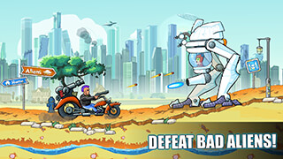 Mad Day: Truck Distance Game скриншот 2