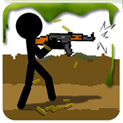 Stickman and Gun иконка