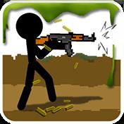 Stickman and Gun иконка