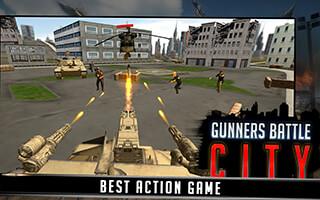 Gunner Battle: City скриншот 4