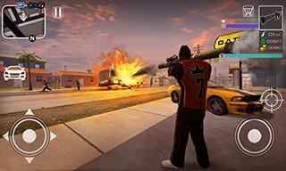 San Andreas: Straight 2 Compton скриншот 1