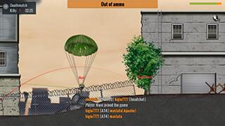 Stickman: Battlefields скриншот 4