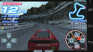 PPSSPP: PSP Emulator скриншот 3