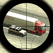 Sniper: Traffic Hunter иконка