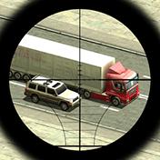 Sniper: Traffic Hunter иконка