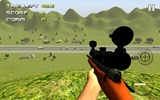 Sniper: Traffic Hunter скриншот 1