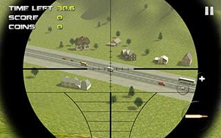 Sniper: Traffic Hunter скриншот 4