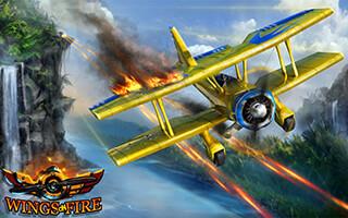 Wings on Fire: Endless Flight скриншот 1