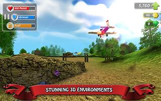 Wings on Fire: Endless Flight скриншот 2
