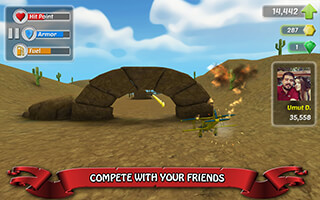 Wings on Fire: Endless Flight скриншот 4