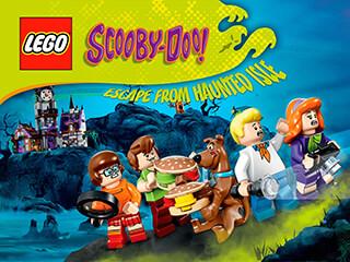 LEGO Scooby-Doo: Haunted Isle скриншот 1