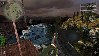Commando: Adventure Shooting скриншот 2