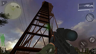 Commando: Adventure Shooting скриншот 4