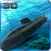 Russian Submarine: Navy War 3D иконка