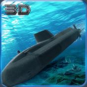 Russian Submarine: Navy War 3D иконка