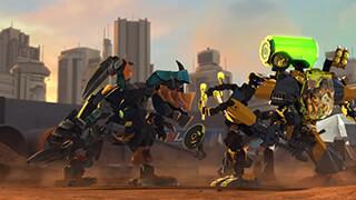LEGO Hero Factory: Invasion скриншот 2