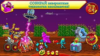 Farm Invasion USA скриншот 3