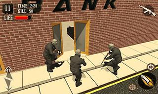 Bank Robbery Crime LA Police скриншот 3