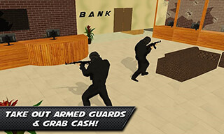 Bank Robbery Crime LA Police скриншот 4