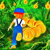 Jungle Castle Run 3 иконка