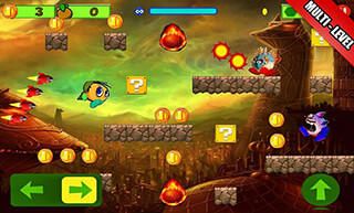 Jungle Castle Run 3 скриншот 2