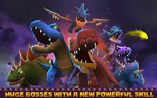 Call of Mini: Dino Hunter скриншот 1