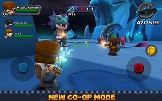 Call of Mini: Dino Hunter скриншот 2