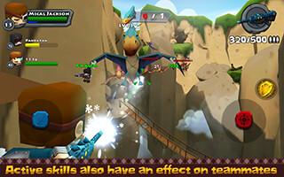 Call of Mini: Dino Hunter скриншот 3