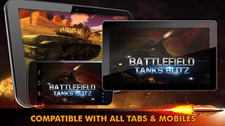 Battlefield Tanks Blitz скриншот 4