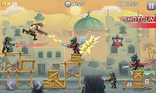 Metal Soldiers скриншот 1