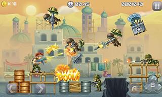 Metal Soldiers скриншот 2