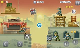 Metal Soldiers скриншот 3