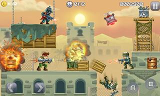Metal Soldiers скриншот 4