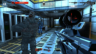 Zombie Objective скриншот 1