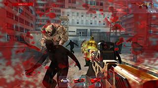 Zombie Objective скриншот 2