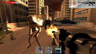 Zombie Objective скриншот 3