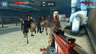 Zombie Objective скриншот 4
