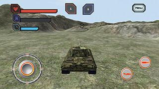 Tank World War скриншот 2
