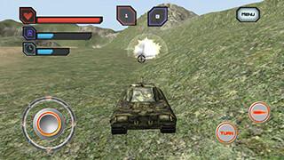 Tank World War скриншот 3
