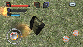 Tank World War скриншот 4