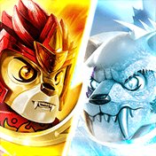 LEGO Legends of Chima: Tribe Fighters иконка