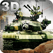 Tank Battle 3D: World War II иконка