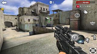 Gun Strike Shoot скриншот 1