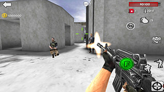 Gun Strike Shoot скриншот 2