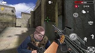Gun Strike Shoot скриншот 3