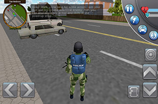 San Andreas Crime City 3D скриншот 1